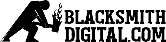 Full Stack Marketing & Growth Hacking Agency | Blacksmith Digital Logo