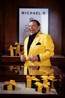 Michael B. Jewelry Designer