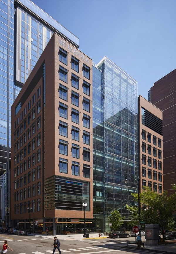 Loyola University Chicago Quinlan School of Business